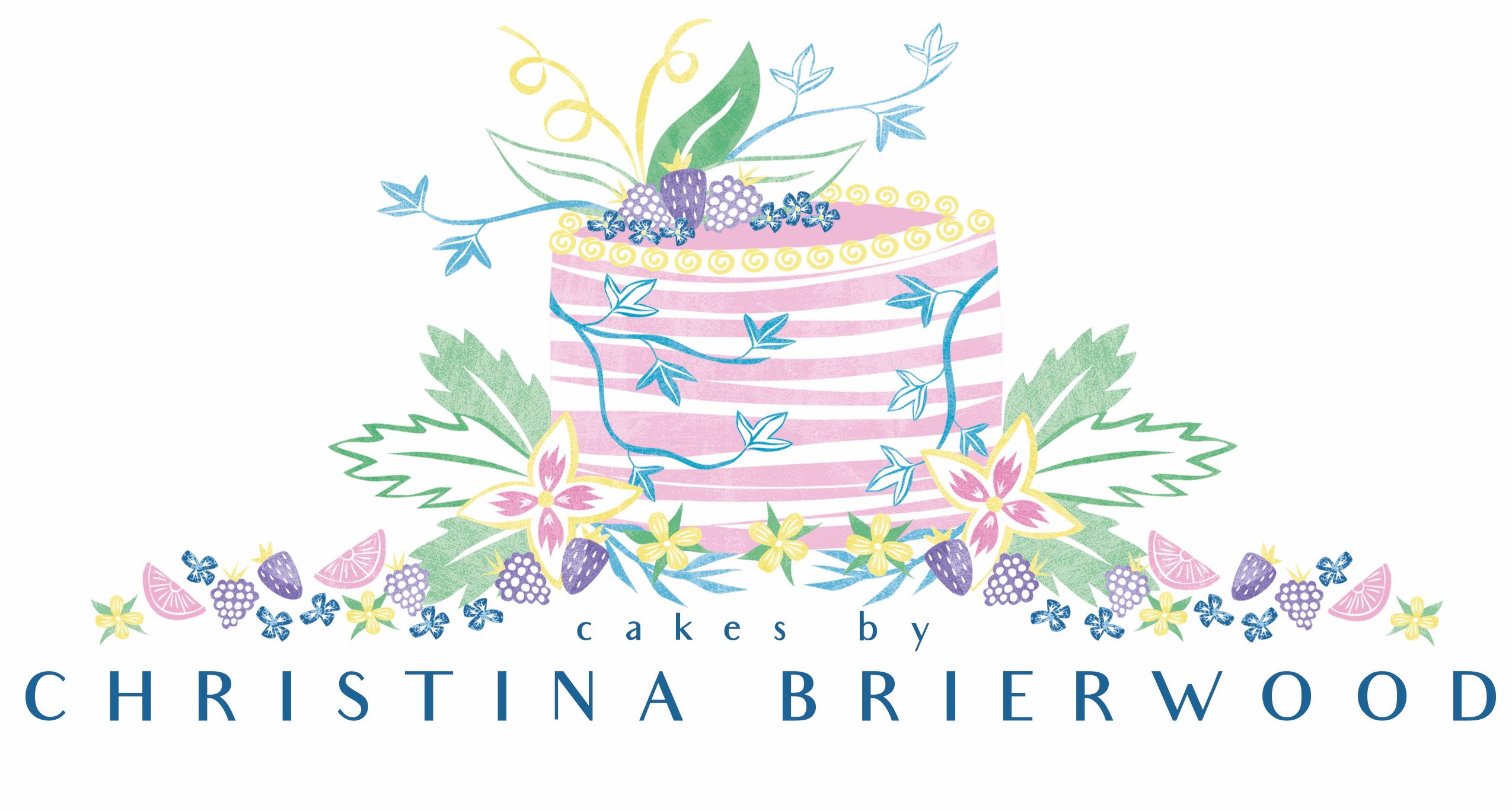 Cakes by Christina Brierwood